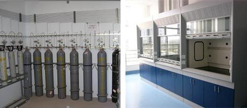 实验室安全可燃有毒气体检测报警解决方案