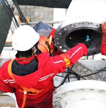 化工动火检修气体检测方案