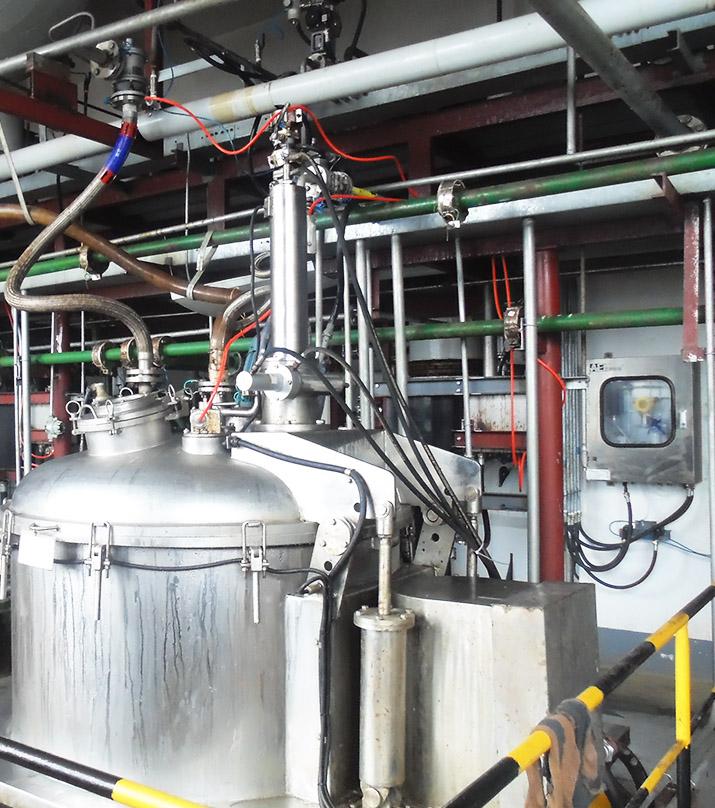 离心机氧含量在线监控解决方案