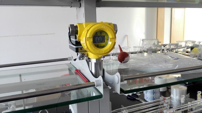 实验室可燃有毒气体检测报警系统