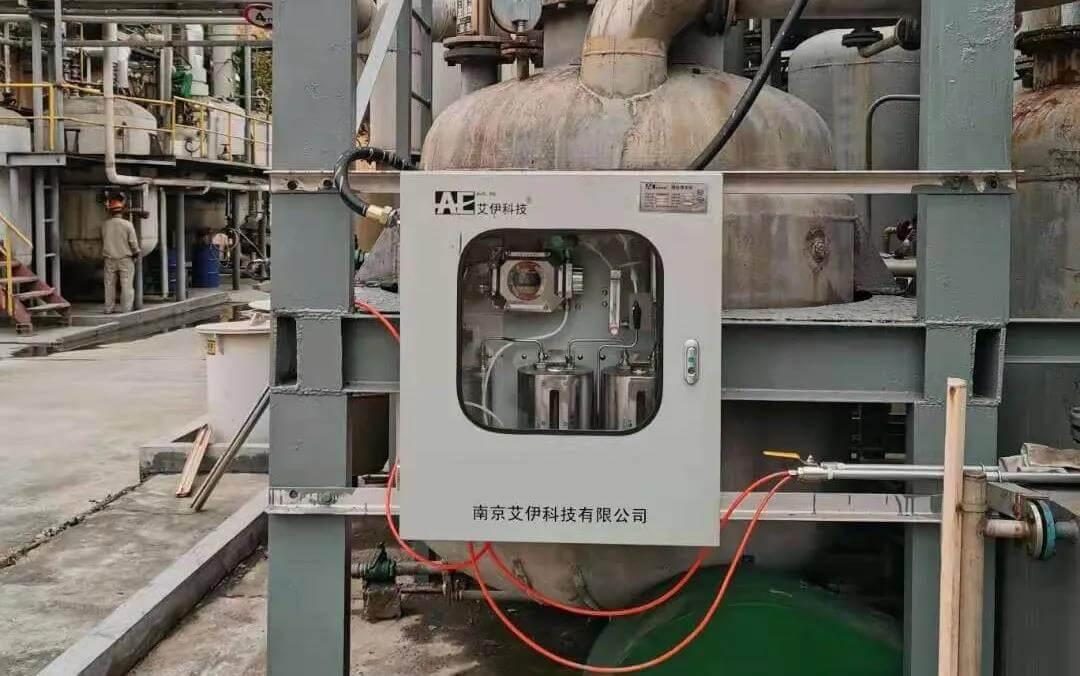 艾伊科技在线氧含量分析